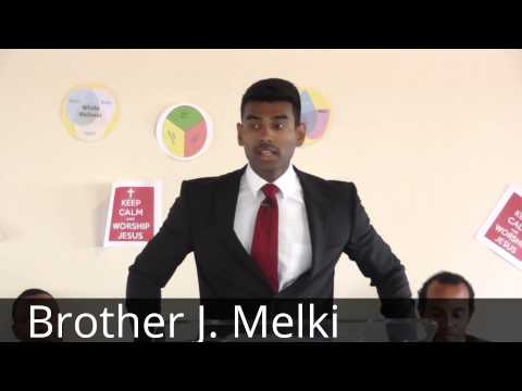 Brother J. Melki 2nd August 2014