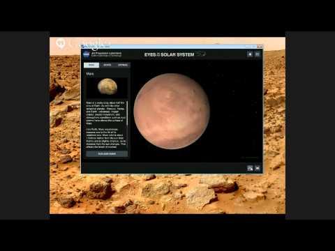 Mars Rover Teacher workshop Sept 20 AM