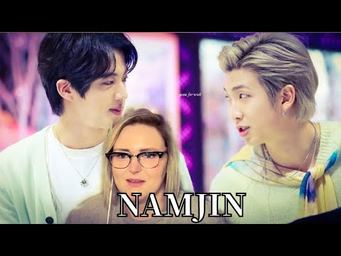 [NIKKEE] REACTION TO- NAMJIN -(RM + JIN) is real all about and more 2014-2020 BTS SHIP