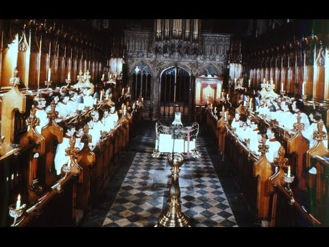 """University College Choirs"": St John's Cambridge (Guest) & Magdalen Oxford (Rose) 1970"