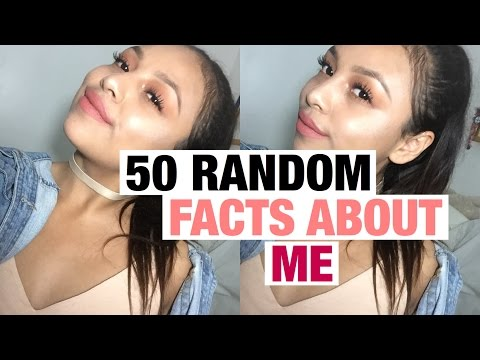 50 RANDOM FACTS ABOUT ME | Jenn Isabel