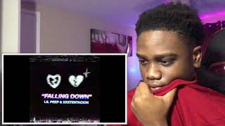 Download LIL PEEP AND XXXTENTACION - FALLING DOWN REACTION (EMOTIONAL) Mp3 and Videos