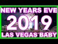 New Year's on The Las Vegas Strip 2019