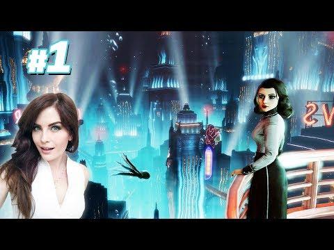 Bioshock Infinite: Burial at Sea (Part 1) Livestream