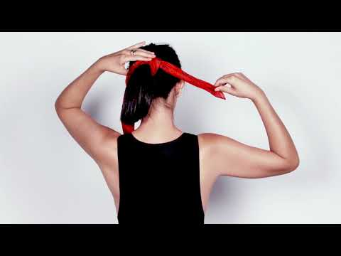4 Very Cool Ways To Tie On A Bandana | Of a Kind