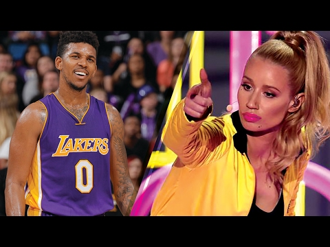 Nick Young TROLLED by Wizards with Iggy Azalea Music After BRICKING a Three-Pointer