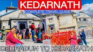KEDARNATH | KEDARNATH YATRA LATEST UPDATE | KEDARNATH YATRA 2021| DEHRADUN TO KEDARNATH |