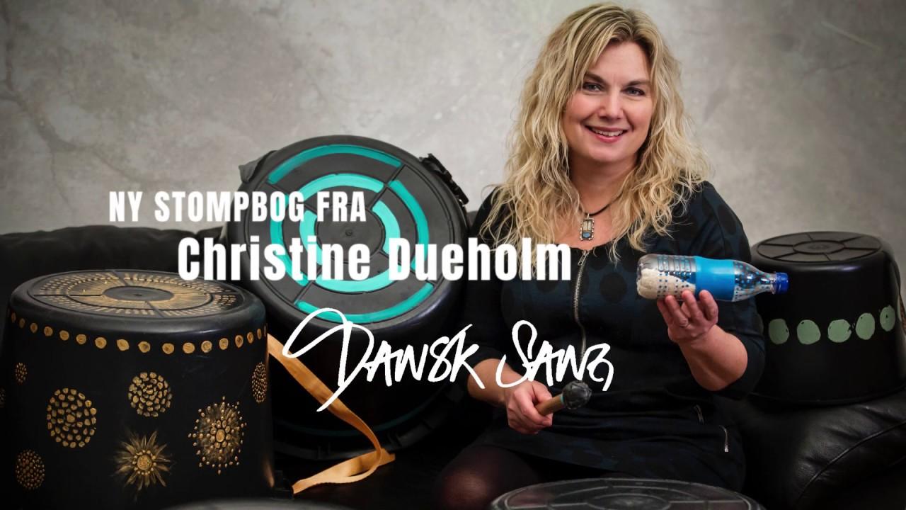"""""""På spanden"""" Christine Dueholm"""