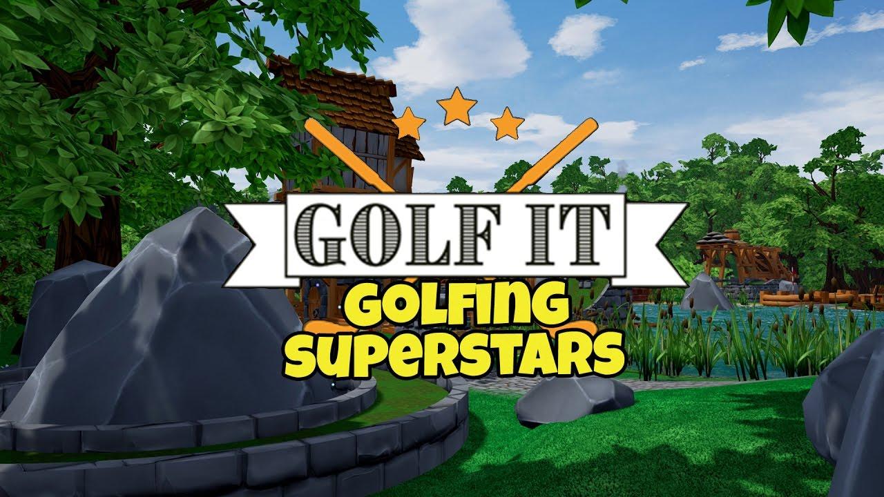 golfing superstars golf it gameplay live youtube. Black Bedroom Furniture Sets. Home Design Ideas