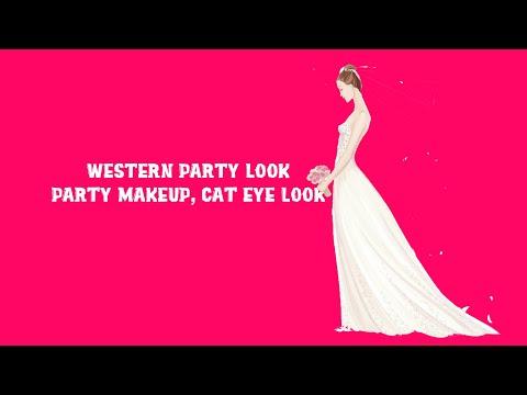 western makeup