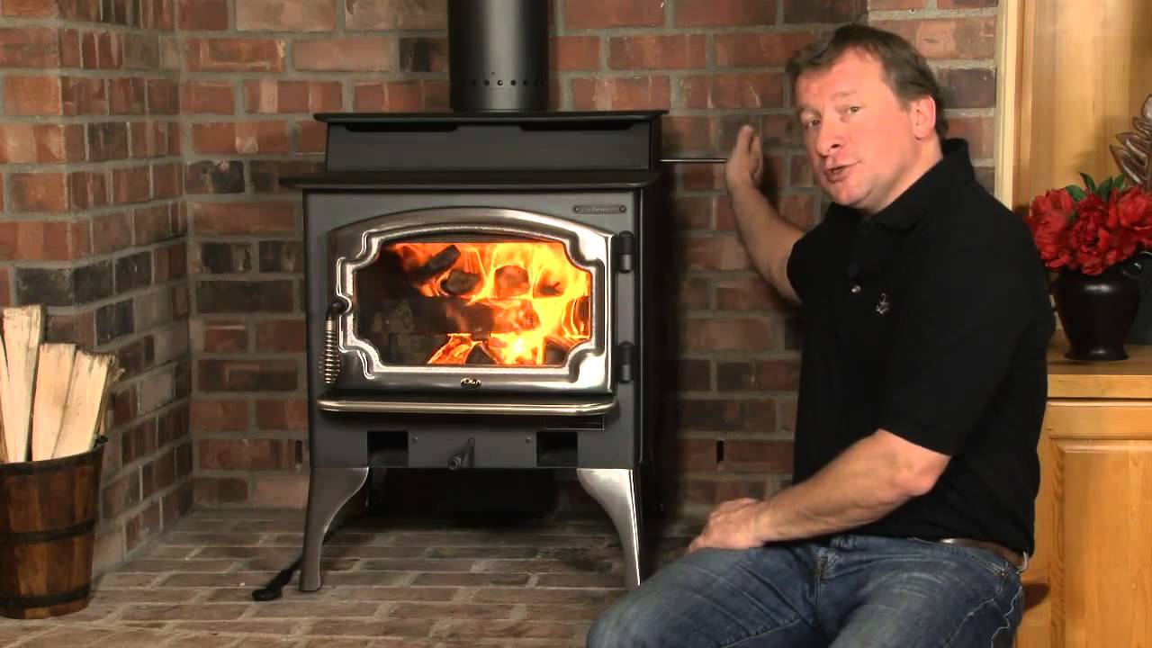 - Living+with+your+Lopi+Wood+Stove HD - YouTube
