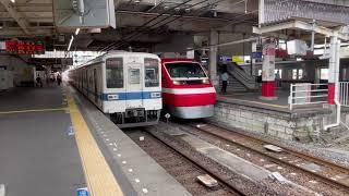 【リバイバルカラー❗️】東武200系館林駅発車