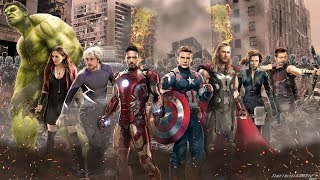 Avengers Age of Ultron - Rise