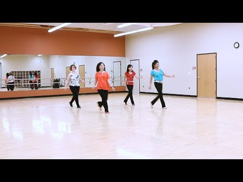 Havana Ooh Na Na  - Line Dance (Dance & Teach)