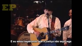 GEORGE STRAIT - AMARILLO BY MORNING - LEGENDADO EM PORTUGUÊS BR