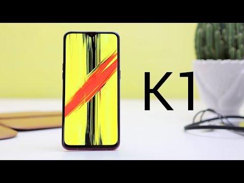 Oppo K1 Review Videos