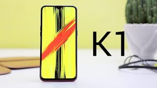 OPPO K1 Review - Oneplus 6T Lite?
