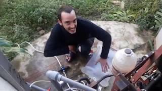 Faire tourner un moteur de voiture avec du biogaz - Association JIRO
