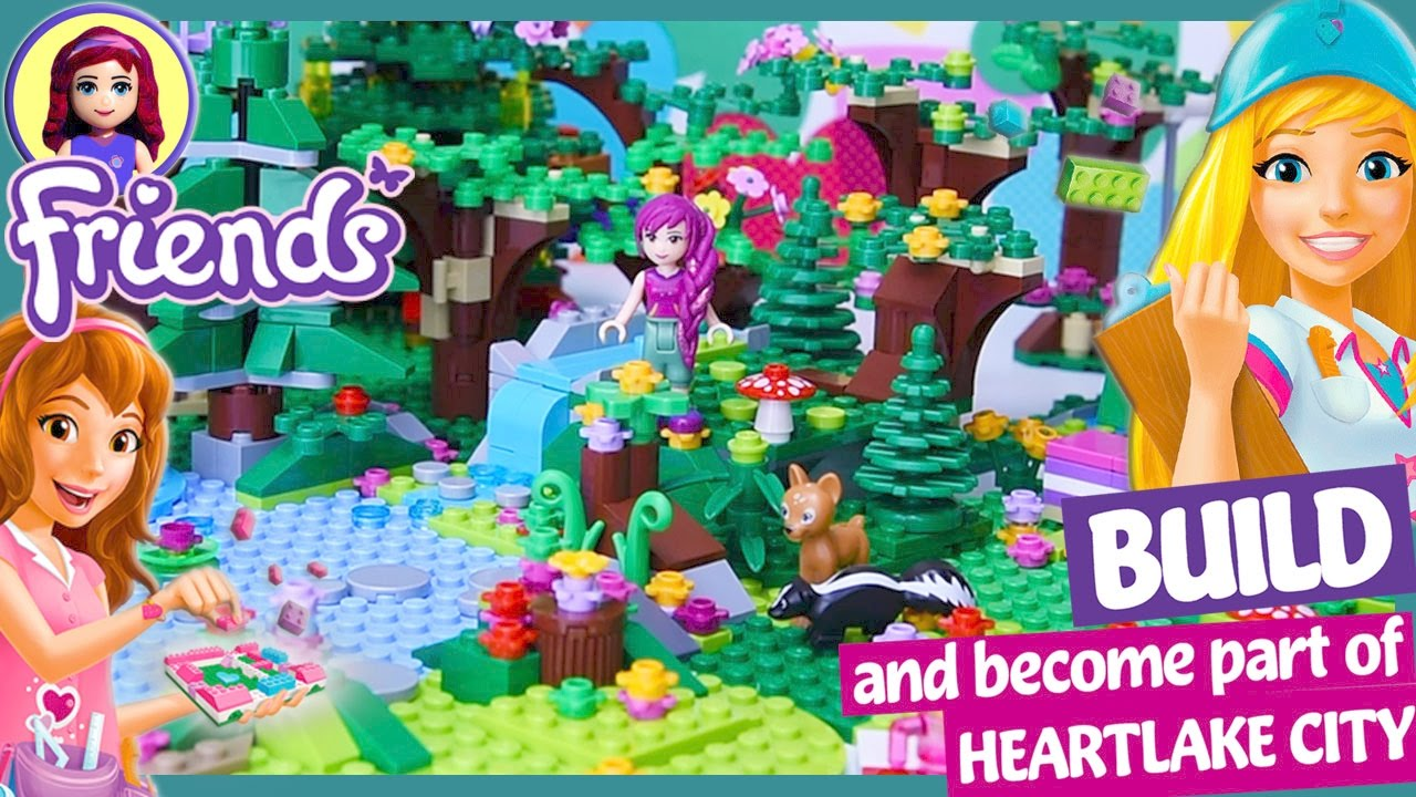 Lego Friends Designer Competition Contest 2017 Woodland Forest Silly