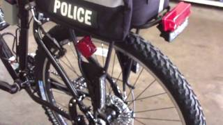 2010 Trek Police Bike.MOV