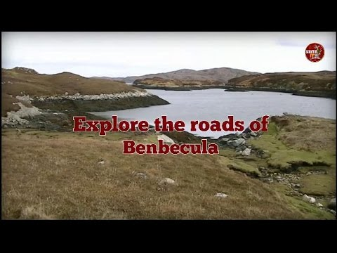 The Outer Hebrides - Explore the roads of Benbecula