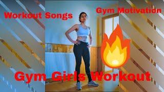Gym Girls Workout Songs I workout music I Gym motivation