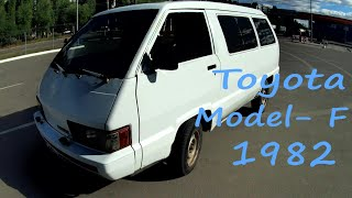 Обзор Toyota Model F 1982.  Для продажи...