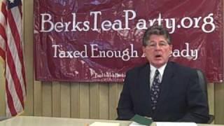 Berks Tea Party Chairmain John Stahl