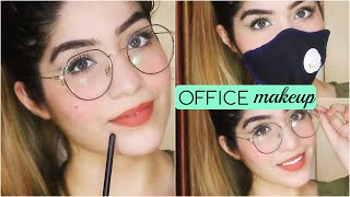 Easy OFFICE Makeup In 5 Minutes || Office Makeup For Indian Skin