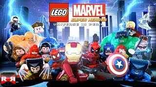 LEGO Marvel Super Heroes: Universe in Peril (By Warner Bros) - iOS - iPhone/iPad/iPod Touch Gameplay