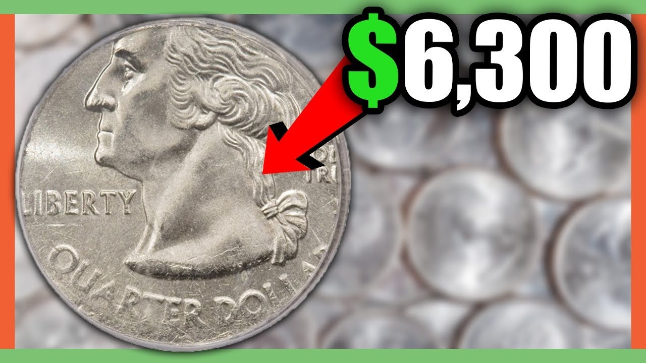 6 300 Rare Quarter To Look For State Quarters Worth