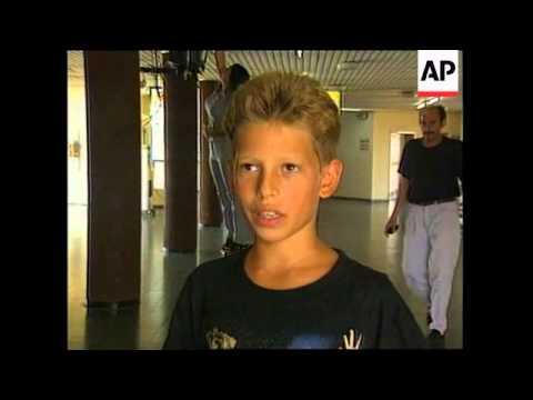 LEBANON: SOUTH LEBANESE CHILDREN IN ISRAEL (V)