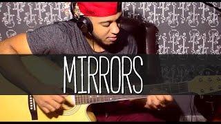 JUSTIN TIMBERLAKE - MIRRORS (no violão) - Fingerstyle - Hebert Freire