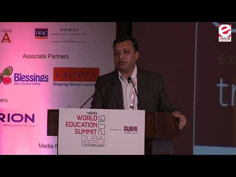 WES 2016 Dubai - Nikhil Aggarwal, CEO, Innovation Society, IT Electronics...