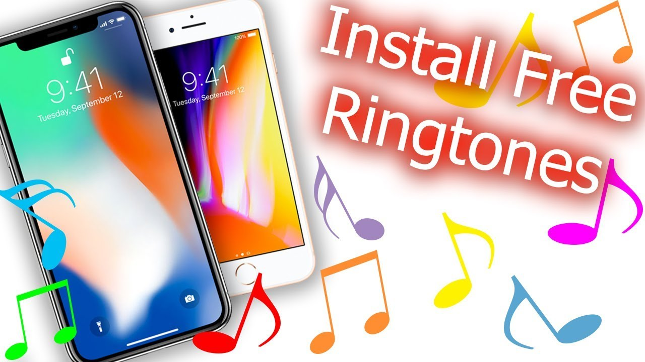 How To Install Free Ringtones For iPhone X, 8, 7 & 8 Plus