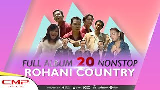 Margareth Siagian - 20 Nonstop Rohani Country (Official Lyric Video)