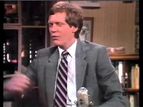 Jack Paar on Late Night, November 23, 1983