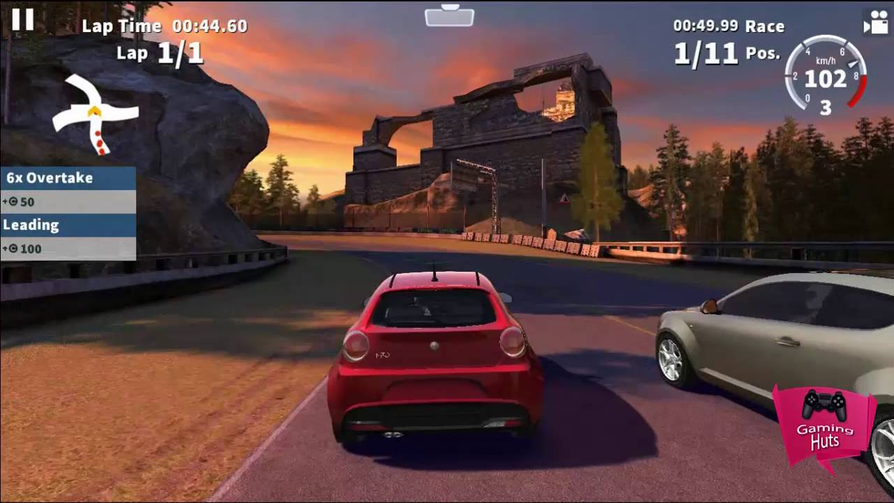Kid game nitro nation amazing sports car racing game you must watch