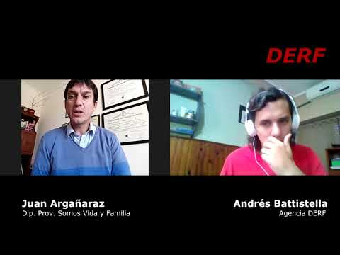 Argañaraz: Sería importante que las empresas no cobren recargo por demora