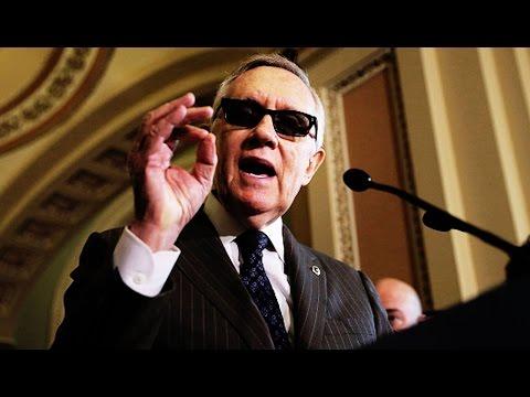 Harry Reid's BALLER Statement About Trump—Calls Him a Hatemongering Sexual Predator