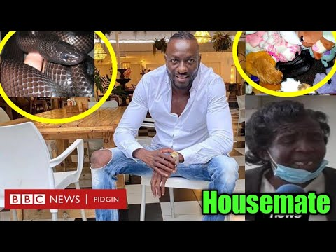Housemate Of 15yrs Speaks About Ginimbi Snake And Room.Lawyer Faked Ginimbi Will To Inherit Property