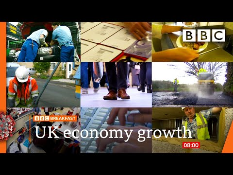 Covid: UK economy bounces back from recession 🔴 @BBC News live - BBC