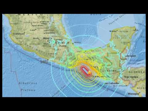 Mexico Earthquake Shifted Fault by 32 Feet