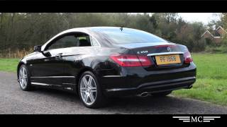 mercedes benz e350 coupe marlow cars