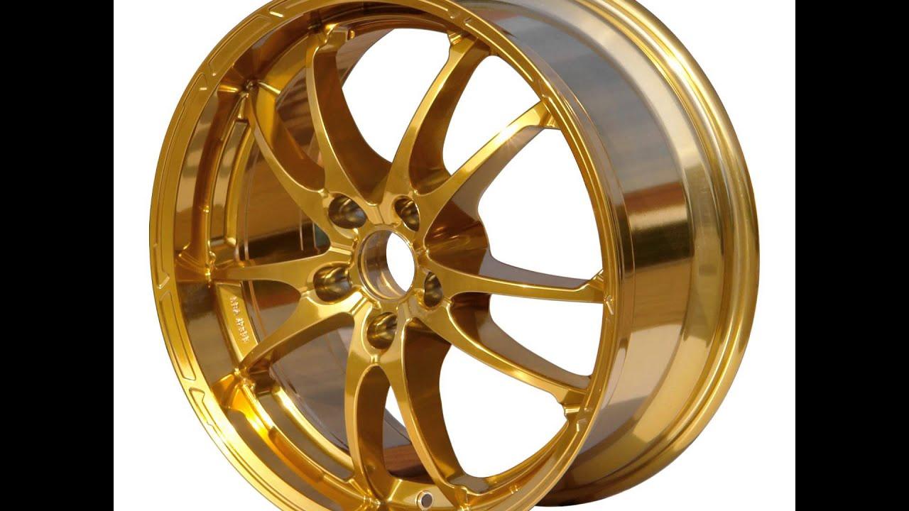 teamapt pulverbeschichten gold goldpulvern lackieren hochglanzverdichten polieren alufelgen