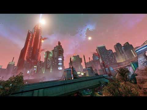 Promethea Skyline - Borderlands 3