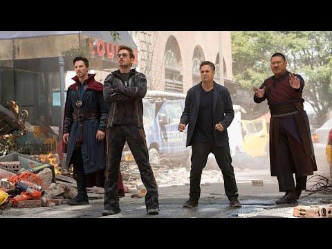 Avengers Infinity War Disney Tv Spot Marvel Studios