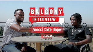 BalconyInterview Zoocci Coke Dope On His Name The Love Of Music Vs Fame
