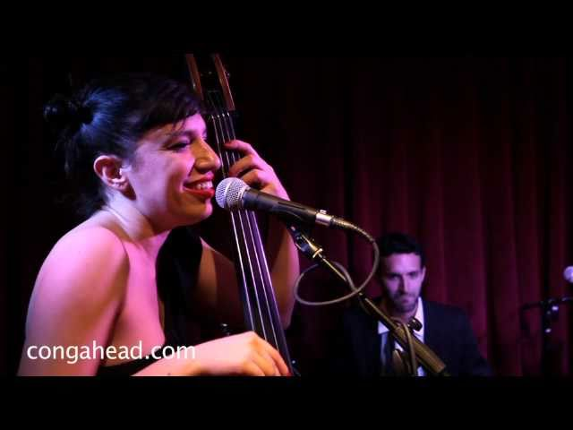 Banda Magda performs Fever