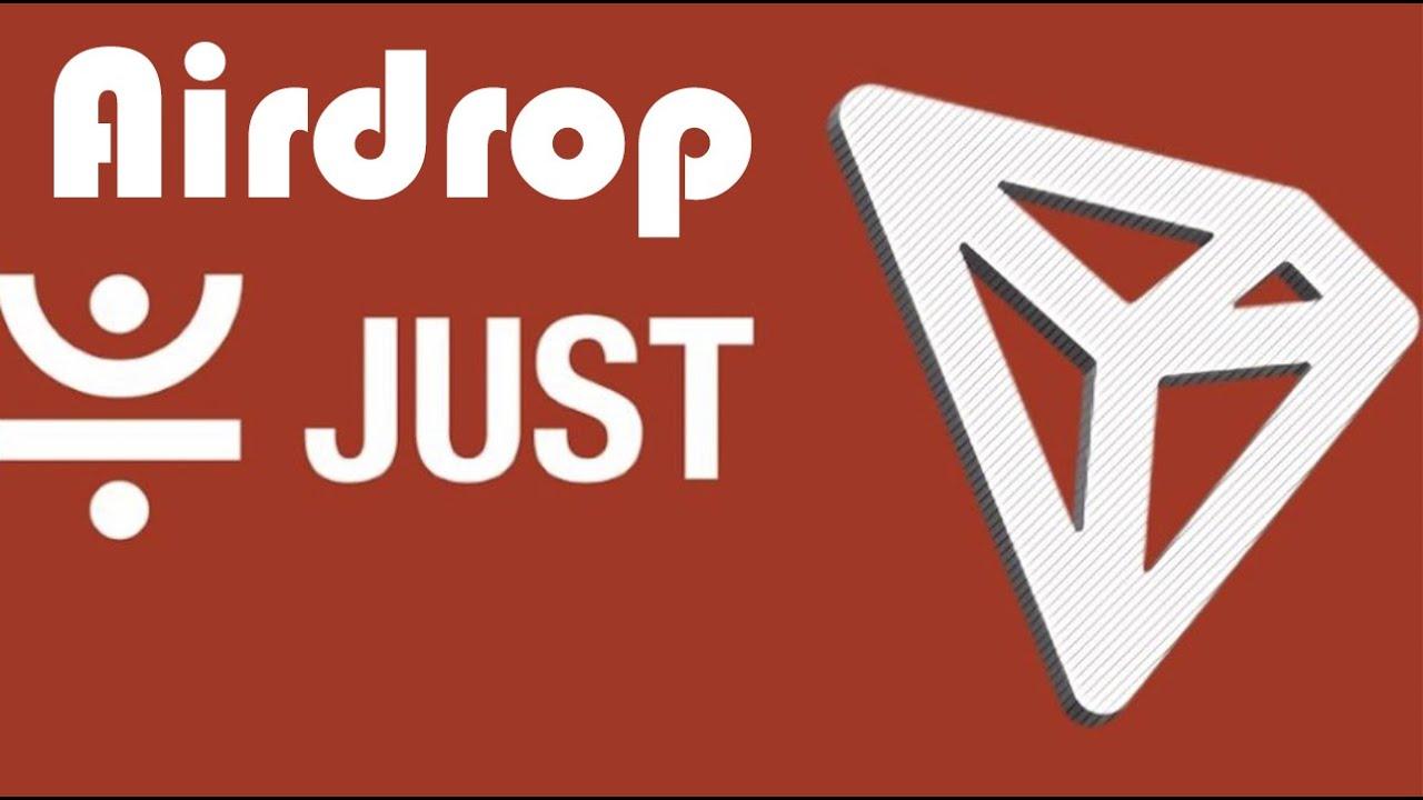Ganhe a moeda JUST Gratuitamente no Airdrop de ~$482 Dólares Oficial !!! LIMITADO ....